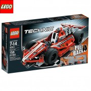 Лего Technic Състезателна кола 42011 - Lego