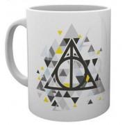 GYE Harry Potter - Deathly Pixels Mug