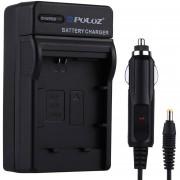 Puluz Camara Digital Bateria Cargador De Coche Para Nokia Np-fw50