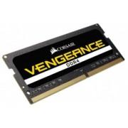 Kit Memoria RAM Corsair Vengeance DDR4, 2666MHz, 32GB (2 x 16GB), CL18, SO-DIMM