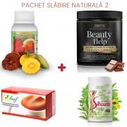 Pachet slăbire naturală 2