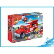 Stavebnice Banbao Fire hasičské auto