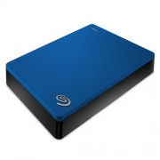 Seagate Backup Plus Portable 2.5 inch USB 3.0 Portable Drive 4TB - Blue