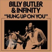 Video Delta Butler,Billy & Infinity - Hung Up On You - CD