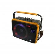 Parlante Portátil Panacom T70 Trip Sound 2000W SP-3070 Naranja