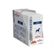 ROYAL CANIN ITALIA SpA Royal Canin Renal Canine Dog Chunks 10x150g