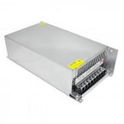 Fuente de alimentacion conmutada AC 170 ~ 250V a DC 48V 12.5A 600W - plata
