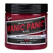 szín haj MANIC PANIC - New Rose