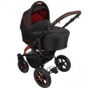 Комбинирана бебешка количка TUTEK Grander Black GB6, 133358003