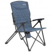 Outwell Cadeira de campismo Ullswater aço azul 470311