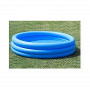 Alberca Intex Inflable 1.68m x 38 cm - Azul