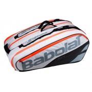 Geanta sport Babolat Pure White x12