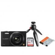 Vlogkit beginner - Panasonic Lumix DMC SZ10 zwart