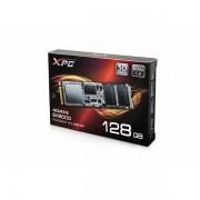 128GB XPG SX 8000 PCIe M.2 2280 SSD ASX8000NP-128GM-C