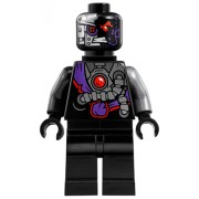njo268 Minifigurina LEGO Ninjago Day of the Departed-Nindroid Neck Brac