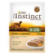 16x300g No Grain Medium/Maxi Adult Terrine True Instinct