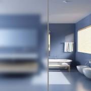 vidaXL Bezbarvá matná okenní fólie pro větší soukromí 0,9 x 10 m