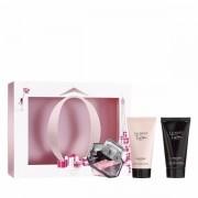 Lancome Tresor La Nuit 30Ml Apă De Parfum + 50Ml Loțiune de corp + 50Ml Gel de duș I Set