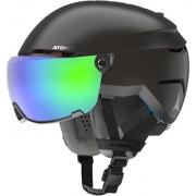 Atomic Savor Amid Visor HD Plus Black M 20/21