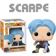 Funko Pop Future Trunks Dragon Ball Super Hijo De Vegeta
