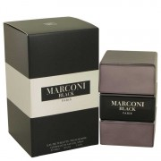 Prestige Marconi Black Eau De Toilette Spray 3 oz / 88.72 mL Men's Fragrances 539790