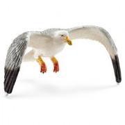 Schleich Seagull Toy Figure