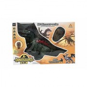 Jojoss Walking Dinosaur Remote Control with light and sound for Kid 3+