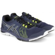 Asics GEL-CRAZE TR 4 Gym and Training Shoes For Men(Blue)