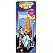 Забавна детска игра, Рисувателна галерия Статуя на свободата, 7028445