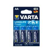 Baterie alcalina Varta High Energy LR6 AA, 4 buc.