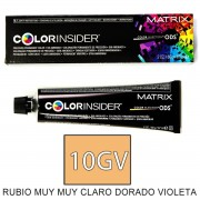 Matrix Color Insider 10GV RUBIO MM CLARO DOR VIOL tinte 60gr