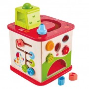 Hape Friendship Activity Cube E1812