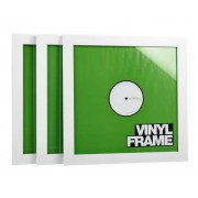 "Glorious 12"""" Vinyl Frame Set White"
