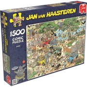 Jan van Haasteren: Safari puzzel