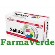 Salidol Analgezic Natural Aspirina 40 capsule Farma Class