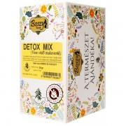 Gyógyfű Boszy DETOX-MIX teakeverék 20 db filter 20x1 g