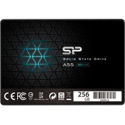 SSD SATA3 256GB Silicon Power Ace A55 3D NAND 550/450MBs, SP256GBSS3A55S25