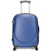 Bossana 4-kerekes trolley bőrönd