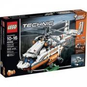 Конструктор Лего Техник - Тежкотоварен хеликоптер - LEGO Technic, 42052