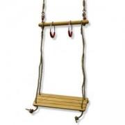 Дървена гимнастическа люлка MASTER, MAS-B123