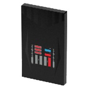 Tribe Star Wars Darth Vader 4000mAh Power Bank - Black