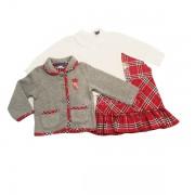 Les Bateau des Petits - Costumas fetite Colegiu Red
