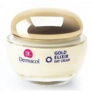 Dermacol Gold Elixir creme de dia rejuvenescedor com caviar 50 ml