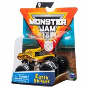 MONSTER JAM METALICA EARTH SHAKER SCARA 1 LA 64