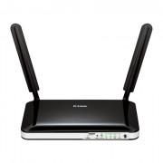 D-Link LTE ruuter DWR-921 802.11n, 300 Mbit/s, 10/100 Mbit/s, Ethernet LAN (RJ-45) pordiga 4