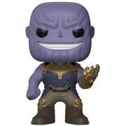 Funko POP, Figura Coleccionable Thanos, Avengers Infinity War