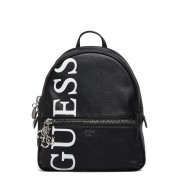 GUESS Urban Chic Large Backpack Bags Backpacks Use This Fashion Backpacks Svart GUESS