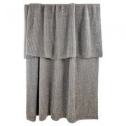geschenkidee.ch Strickdecke aus Baumwolle 130 x 150cm