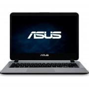Portátil ASUS A407MA-BV044T Intel Celeron N4000 4GB 500GB 14 Gris WIN10 Inicio