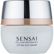 Sensai Cellular Performance Lifting Eye Cream crema de ojos con efecto lifting 15 ml